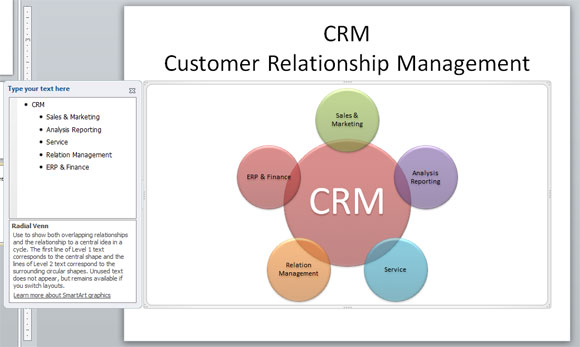 Customer Relationship management software templates