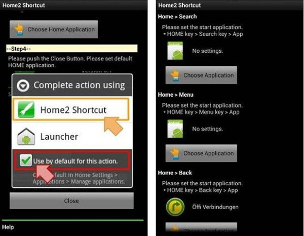 Configure The Navigation Buttons On Your Smartphone