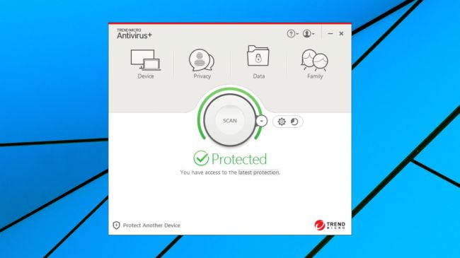Trend Micro Antivirus security tool for pc