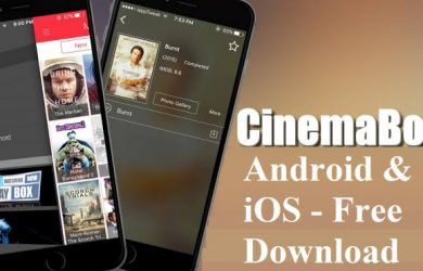 CinemaBox App